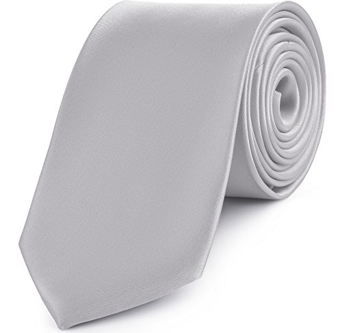 Silver 8 Tie KP Wide 150cm 8cm x Mans Ladeheid n6zqpwxPU