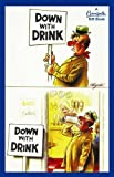 Down with Drink (Bamforth Gift Books)