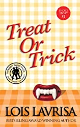Treat or Trick (Short Story, Young Adult, Suspense)