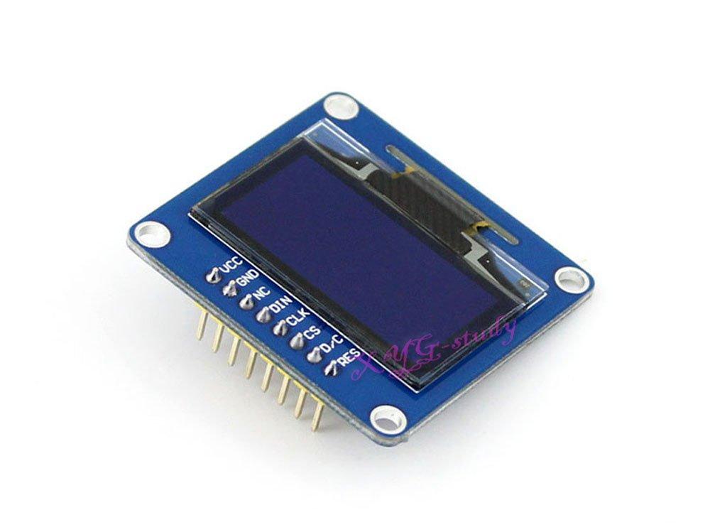 Amazon com: 1 3 inch OLED (B) SH1106 12864 SPI I2C interface