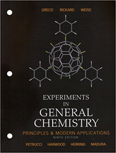 Experiments in general chemistry 9th edition gerald s weiss experiments in general chemistry 9th edition gerald s weiss thomas g greco lyman h rickard 9780131493919 amazon books fandeluxe Images