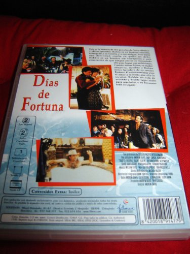 Steal Big, Steal Little (1995) / Dias de fortuna