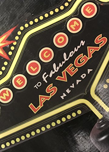 (Neon F/X Las Vegas Welcome Sign)