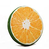 3D Fruit Pillow Cushion Chair Seat Sofa For Decor Home Office Car Seat Plush Play Toy Birthday Gift