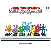 John Thompson's Easiest Piano Course - Part 1 - Book/Audio