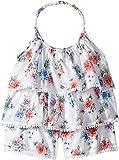 Peek… Baby Girl's Ellen Romper (Toddler/Little Kids/Big Kids) White 3T