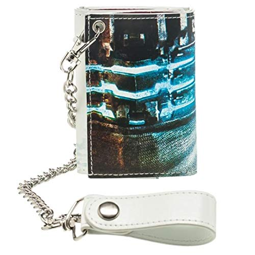 Dead Space 3 Isaac White Chain Wallet Bioworld