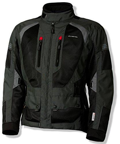Olympia Sports Men's Dakar 2 Jacket (Grey, Large)