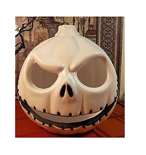 (The Nightmare Before Christmas - Jack Skellington Lighted Pumpkin)