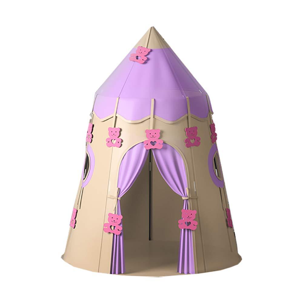 Global-tent Farblich Passendes Kinderspielzelt, Faltbarer Prinzessinnenraum Im Jurtenschloss, Eine Reihe Von Humanisierter Designsicherheit Und Umweltschutz C