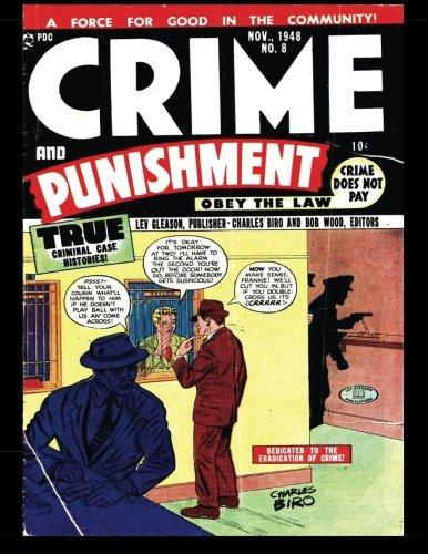 Download Crime And Punishment #8: 1948 Crime Comic ebook