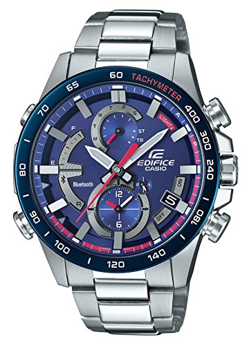 [Casio] CASIO Watch Edifice Scuderia Toro Rosso Limited Edition Smartphone Link Series EQB-900TR-2AJR Men's ()