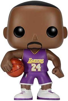 Amazon.com: Funko Pop Asia NBA Kobe Bryant #24 - Camiseta de ...