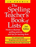 The Spelling Teacher's Book of Lists 9781551380667