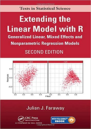 Amazon com: Extending the Linear Model with R: Generalized