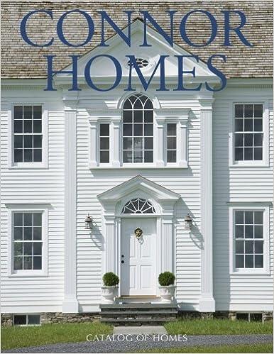 Catalog Of Homes Mill Built Classic American Homes Connor Mr Michael C 9781475111316 Amazon Com Books
