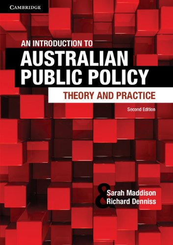 Download An Introduction to Australian Public Policy Pdf