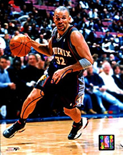 5037bad2a53e Image Unavailable. Image not available for. Color  Jason Kidd Autographed  Dribbling 8x10 ...