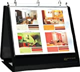 Lion Insta-Cover Ring Binder Easel, 3/4 Inches