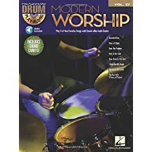 Modern Worship: Drum Play-Along Volume 27