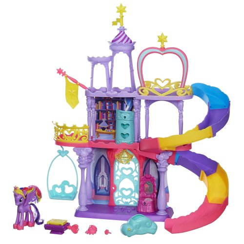 My Little Pony Friendship Rainbow Kingdom Playset by My Little Pony