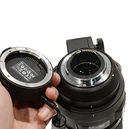 Sigma USB Dock for CANON Mount Lenses w/Lens Pouch and Camera Cleaning Set by Sigma (Image #5)