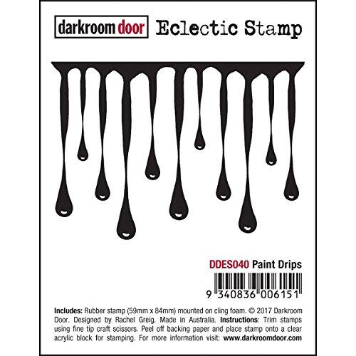 Darkroom Door DDES040 Cling Stamp 3