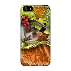 New Autumns Sleepy Kitty Cases Compatible With For Case Samsung Galaxy S3 I9300 Cover