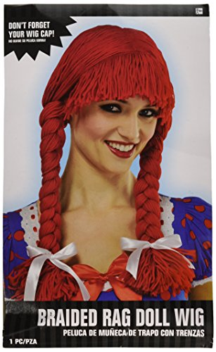 (Braided Rag Doll Wig)
