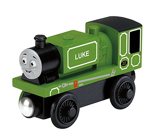 Tank Cars Wooden Train (Fisher-Price Thomas & Friends Wooden Railway, Luke)