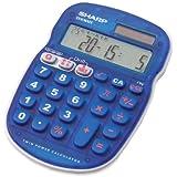 Sharp HO EL-S25BBL Standard Function Calculator