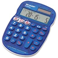 Sharp HO EL-S25BBL Standard Function Calculator