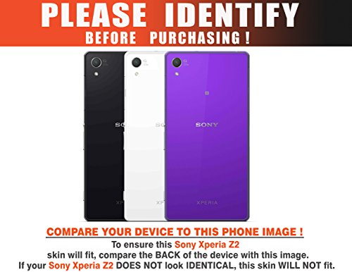 Decalrus - Protective Decal Skin Sticker for Sony Xperia Z2 skin skins case cover wrap SOxperiaZ2-47