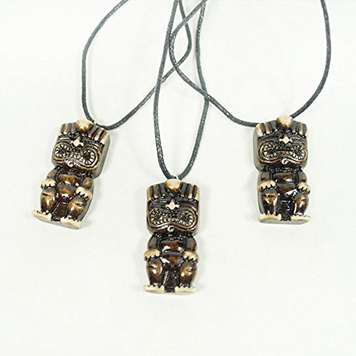 Fun Express Tiki Necklaces -
