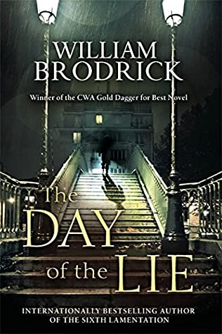 book cover of The Day of the Lie