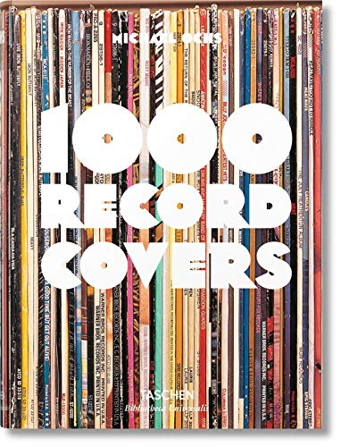 1000 Record Covers (Bibliotheca Universalis) (French -