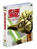 Anime - Star Wars: The Clone Wars S2 Complete Set (5DVDS) [Japan DVD] 10003-41171