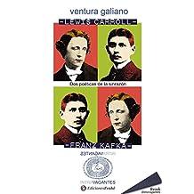 Lewis Carroll y Franz Kafka. Dos poéticas de la sinrazón (Spanish Edition)