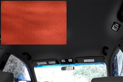 Heads Up Red Replacement Headliner for Vans, Trucks & SUVs