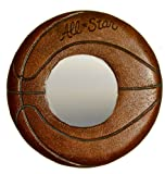 Basketball Wall Mirror Kids Room Decor