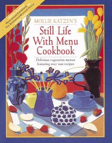 Still Life With Menu Cookbook