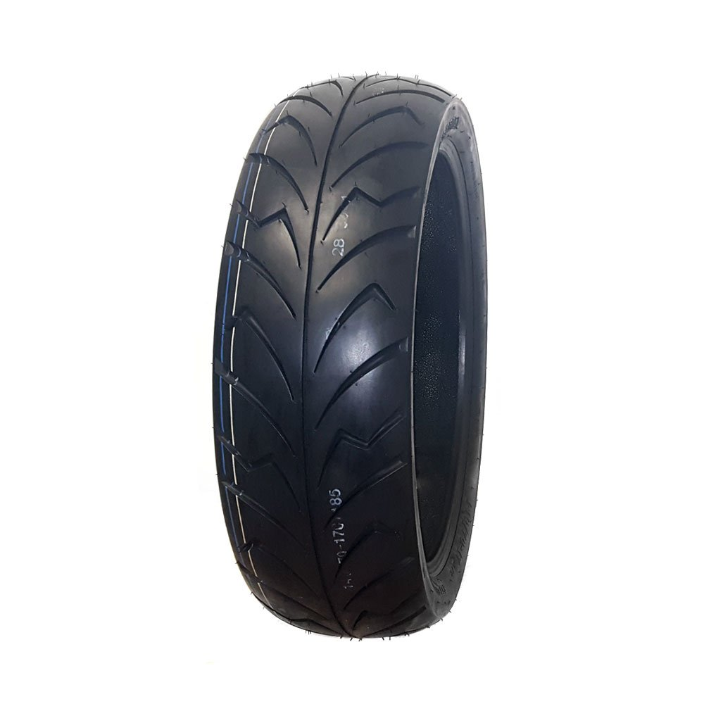 Motorcycle Tubeless Tire 140/70-17 (Rear) Street Performance Tread 66S MMG