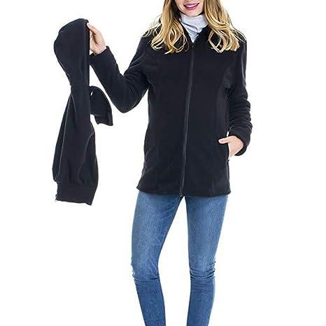 Sudadera con forro de canguro para otoño e invierno, ropa ...
