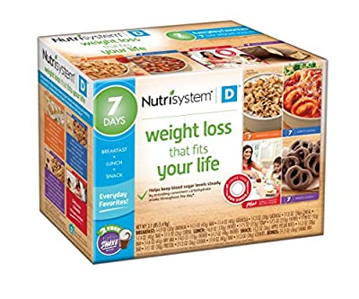 Nutrisystem® Diabetic 7 Day Weight Loss Kit