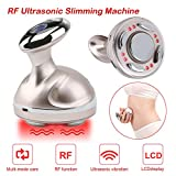 EMS Slimming machine Radio Frequency Fat Remover Machine Red Light Vibration Weight Loss Machine for Body with LCD Display USB Rechargeable review