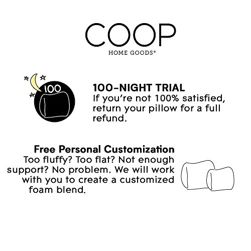 Coop household Goods PREMIUM versatile Bed Pillows