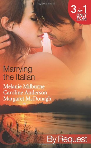 book cover of Marrying the Italian