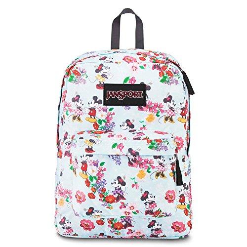 Minnie Superbreak Blooming Disney Backpack JanSport Bv0qOwq