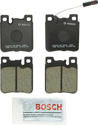 Bosch BC603 QuietCast Premium Ceramic Rear Disc Brake Pad -