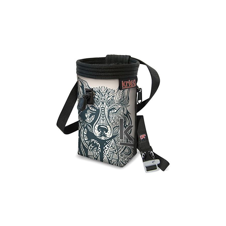 Wolf Pack Chalk Bag Krieg